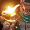 阿拉丁神燈守護者