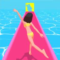水上人形板块