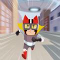 超级红猫侠