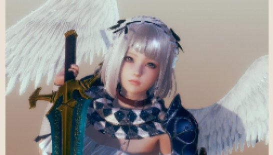 AI少女天使劍士數據包