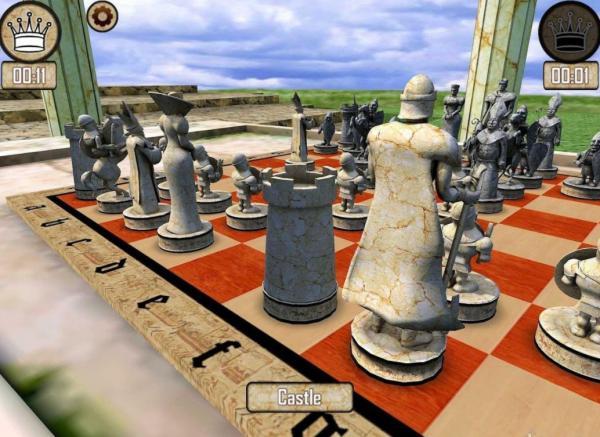 勇士國際象棋