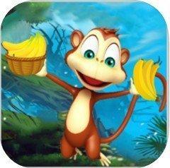 丛林香蕉猴
