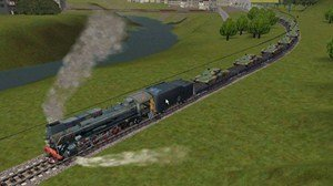 模拟火车游戏推荐