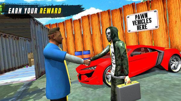 汽车神偷模拟