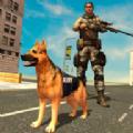 美軍間諜犬訓練