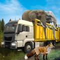 动物运输车驾驶