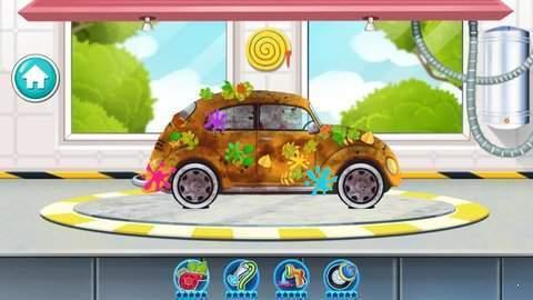 小老板之洗車行游戲截圖