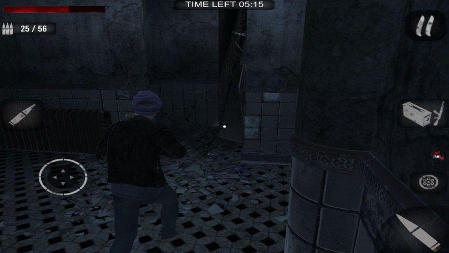 僵尸射手:夜间幸存者