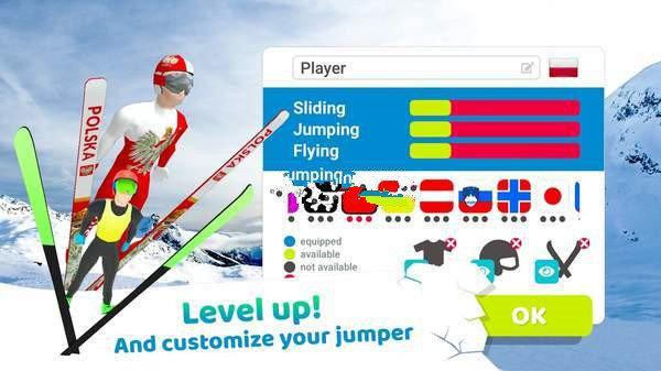 跳台滑雪2019截图
