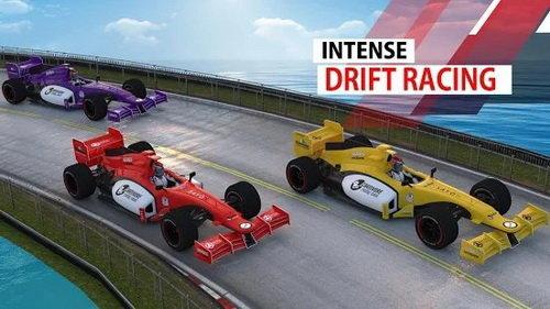 高速F7赛车技巧赛截图