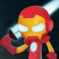 棒影超级战士战斗