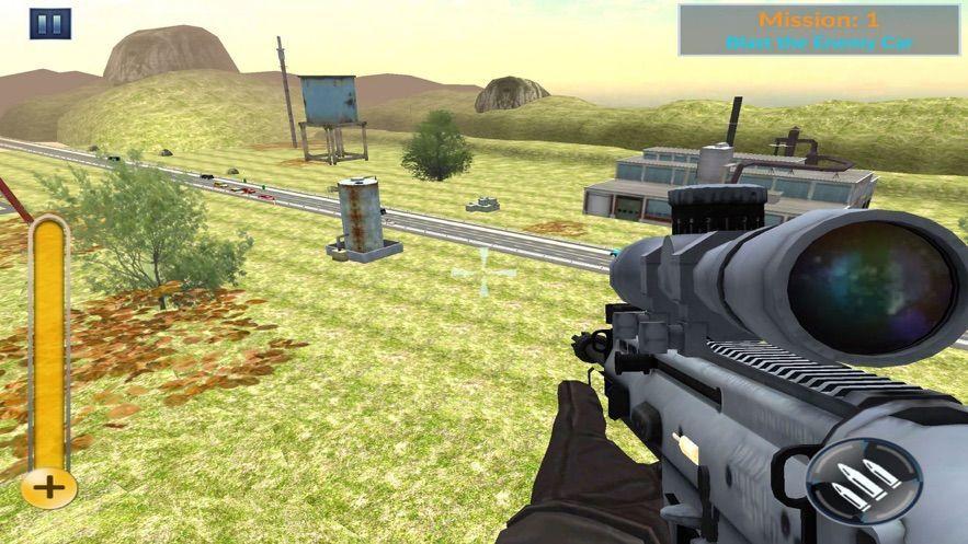 SniperAssassinHighway
