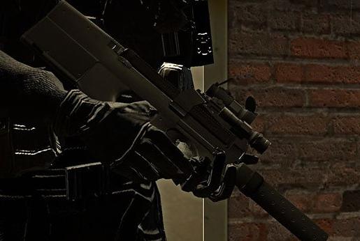 求生之路2P90PDW冲锋枪mod