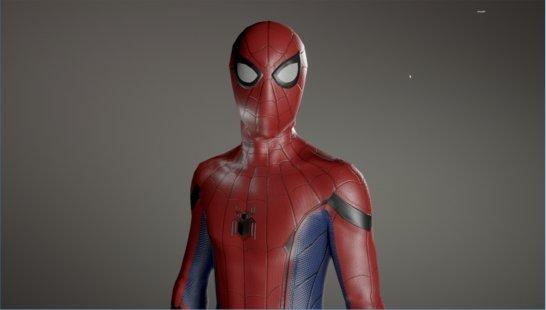 噬血代码蜘蛛侠人物mod