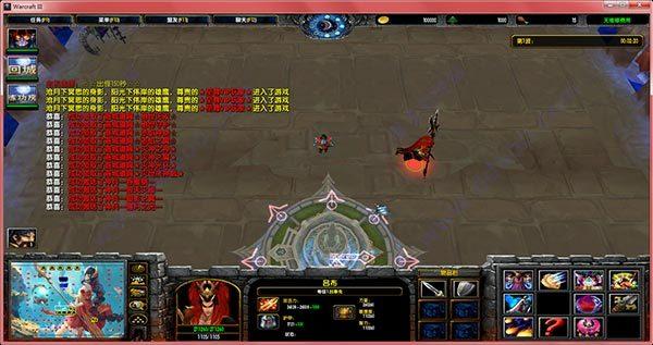 鴻蒙滅神訣1.0.4正式版魔獸地圖 附游戲攻略