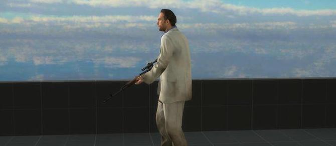 求生之路2德拉古诺夫狙击步枪mod