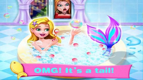 美小鱼的秘密11化妆沙龙截图