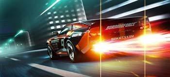 大型3d赛车游戏