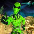 绿区51外星人逃生游戏