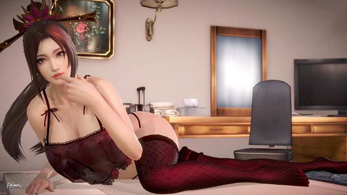 真三国无双8:绅士版3D同人作品全收集+游戏本体+MOD合集
