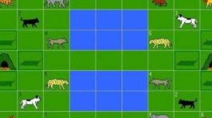 斗兽棋游戏