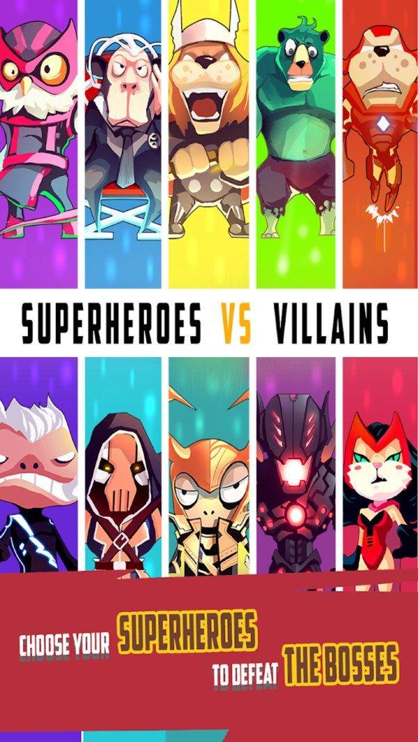 宠物超级英雄冒险
