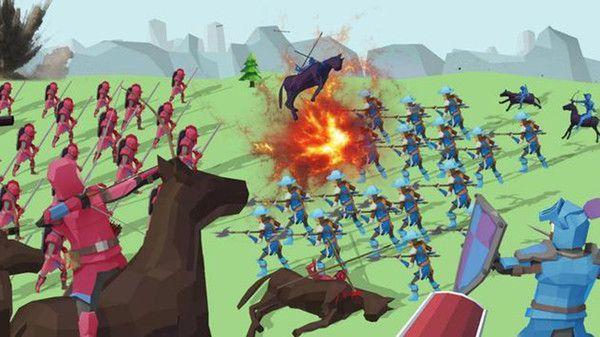 小队战争模拟器