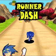 运动员短跑