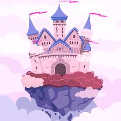 天空中的城堡