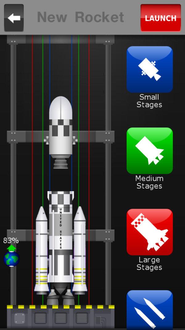 航天模拟器3D截图