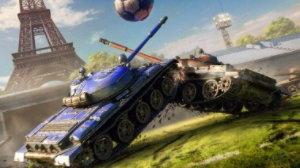坦克系列游戏