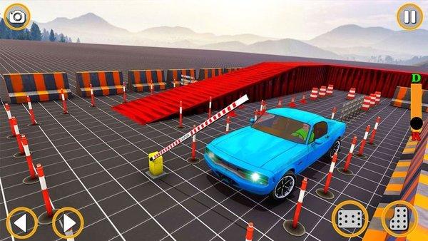 提前停车场挑战游戏截图