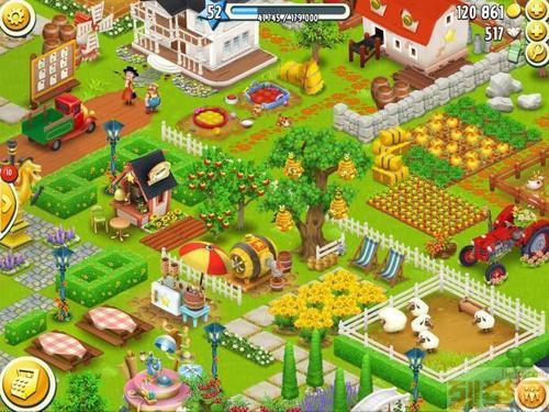 手机农场游戏大全