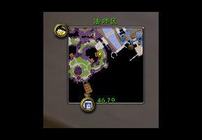 魔兽世界怀旧服方形小地图插件