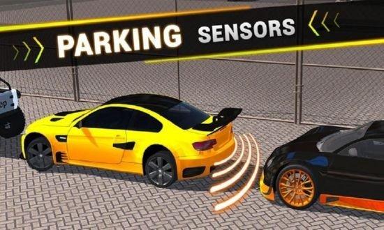 真实街区停车模拟器