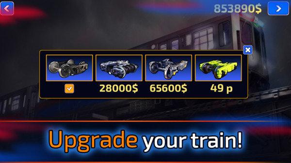 模拟运输火车破解版