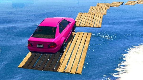 极限汽车特技模拟器游戏截图