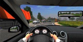 模拟驾驶手游推合集