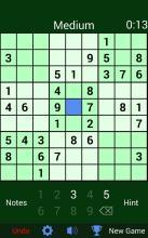 Sudoku (数独)截图