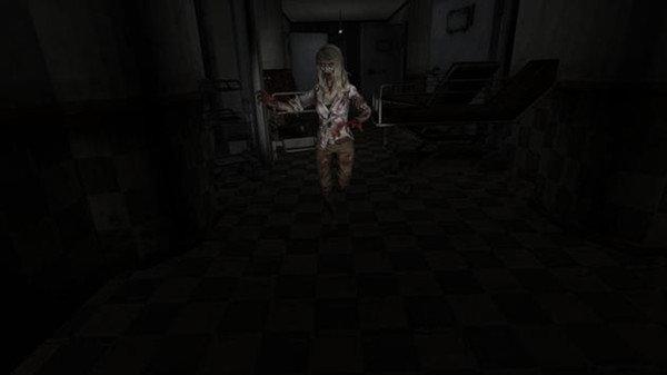 可怕医院僵尸