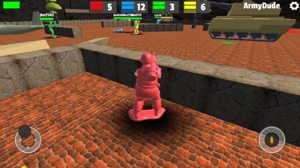 玩具軍人3D