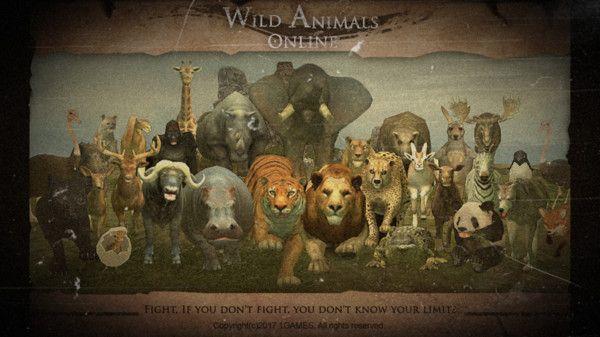 野生動物叢林法則介紹