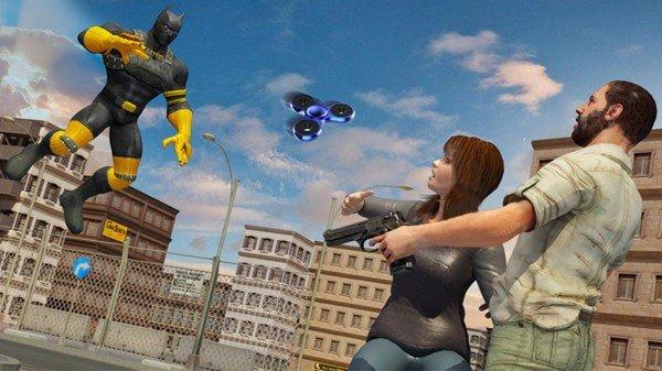 超级蜘蛛侠3D