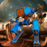 未来派机器人战争机器