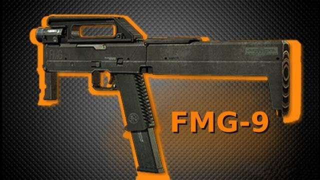 求生之路2FMG9冲锋枪mod