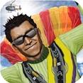 空中特技飛機跳傘