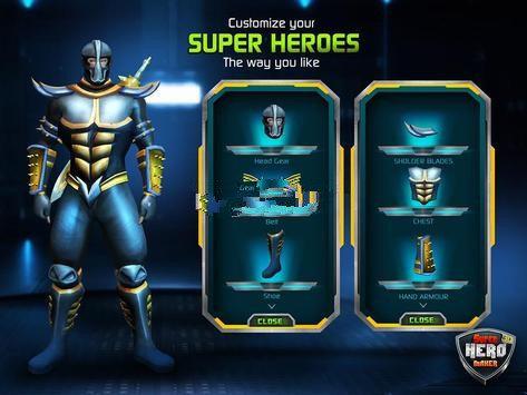 超级英雄制造者3D