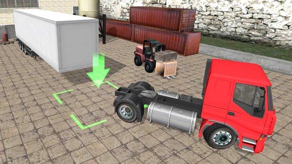 卡车驾驶模拟器2020截图