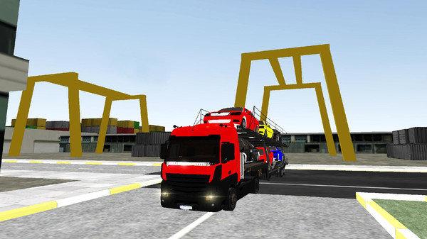 真实卡车司机模拟器