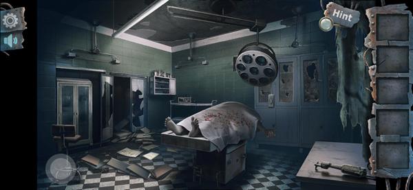 可怕恐怖密室逃生游戏